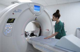 HM Sanchinarro, primer hospital privado de la Comunidad en incorporar el TAC Aquilion One