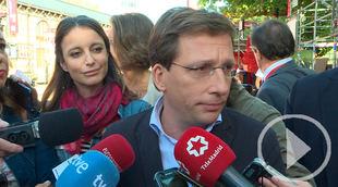 'La calle no se puede ocupar ni privatizar de manera ilegal'