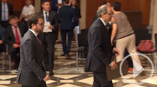 La asignatura pendiente de Cataluña marca el curso político