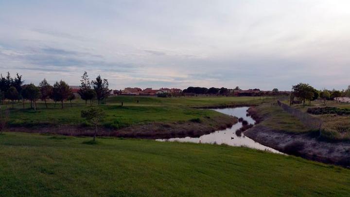 Aldeamayor Club, dos campos de golf en tierras castellanas