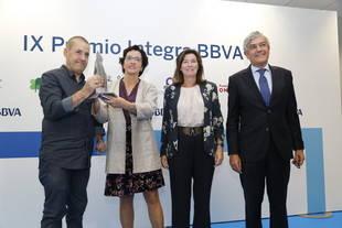 BBVA lanza la décima edición del Premio Integra, que promueve la inclusión laboral de las personas con discapacidad