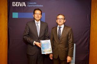BBVA estima que el PIB madrileño crecerá un 3,4% en 2018 y un 2,7% en 2019