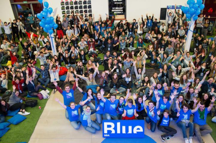 Doscientos veinte jóvenes buscan cambiar el mundo a través de la música en la tercera edición del Blue BBVA Challenge