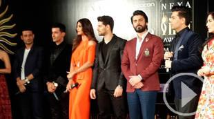 Carmena da la bienvenida a Madrid a los Oscar de Bollywood