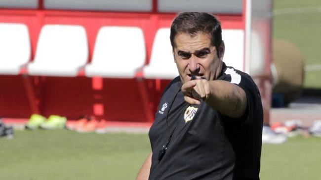 El entrenador del Rayo, destituido