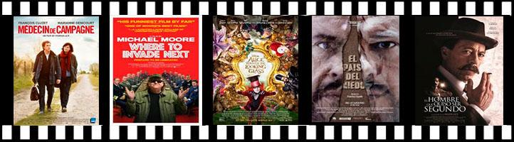 Tim Burton regresa a los cines con 'Alicia a través del espejo'