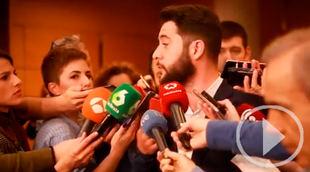 Zafra lo deja claro: 'No aceptamos lo que quiere Monasterio'