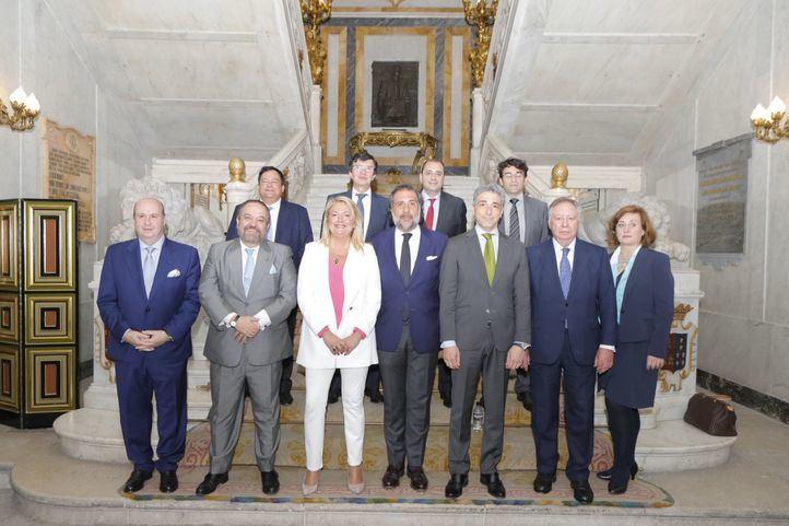 Ángel Asensio, nuevo presidente de la Cámara de Comercio de Madrid