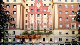 Hotel Conde Duque en Madrid