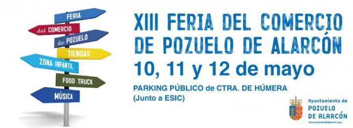 Tiendas, zona infantil, food trucks y música en la Feria del Comercio de Pozuelo