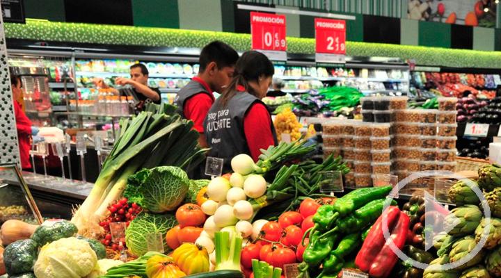La inflación repunta al 1,2 % interanual en marzo