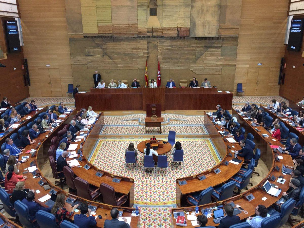 La Asamblea debatirá la reforma de la Cámara de Cuentas