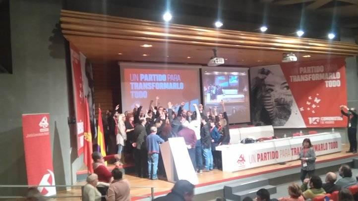 X Congreso del Partido Comunista de Madrid