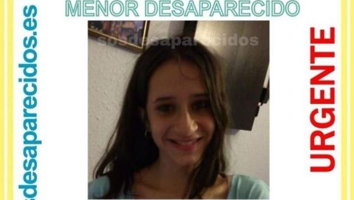 Desaparecida en Puente de Vallecas una menor