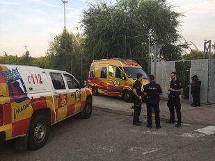 La Policía Nacional investiga el suceso.