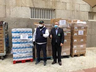 Donación de Mercadona a la Fundación Madrina