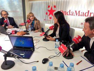 Villacís y Henríquez de Luna: 'Ahora Madrid miente con la bajada salarial'