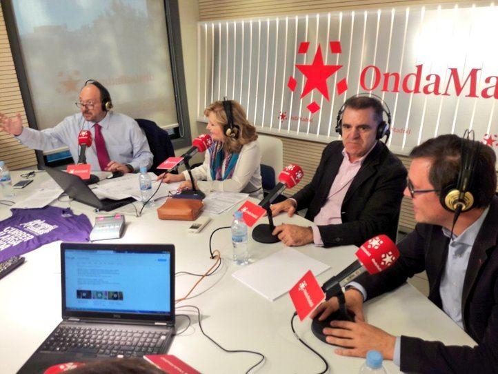 Franco y Serrano se encuentran en Madrid Central