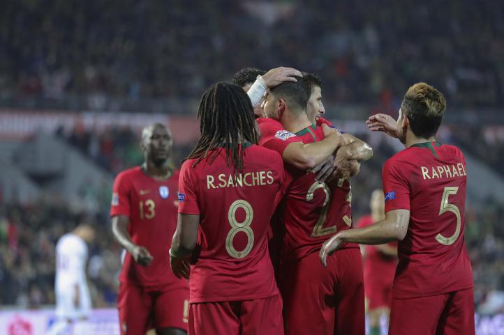Portugal, sede de la fase final de la UEFA Nations League, entre las favoritas en las apuestas