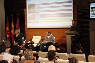 Nacho Murgui y Enrique Villalobos han hecho balance de los Planes Integrales de Barrio (PIBA) desarrollados en 35 barrios de 14 distritos de Madrid.