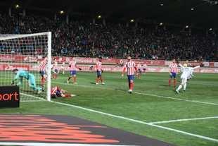 La Cultural Leonesa elimina al Atlético de Madrid de la Copa del Rey en dieciseisavos de final.