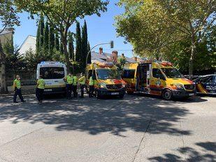 Fallece tras ser atropellado por un autobús interurbano en Aravaca