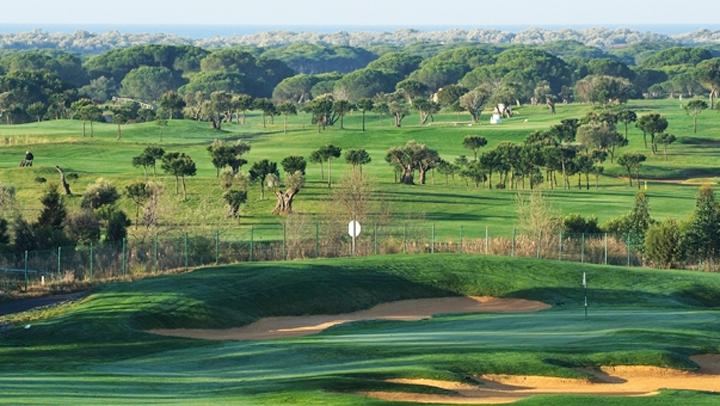 Golf El Rompido en las marismas de Huelva, donde nos esperan sus mejores gambas