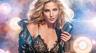 Elsa Pataky, imagen de una marca de ropa íntima