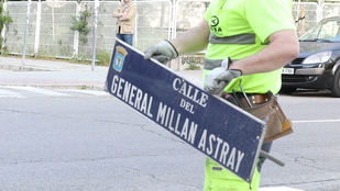 '¡Fora!': La escoba valenciana para barrer el mapa franquista