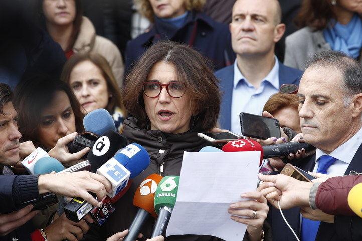 La juez decana de Madrid pide medidas serias ya para evitar el colapso