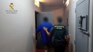 Detenido en Fuenlabrada acusado de violar a su hija durante al menos cuatro años