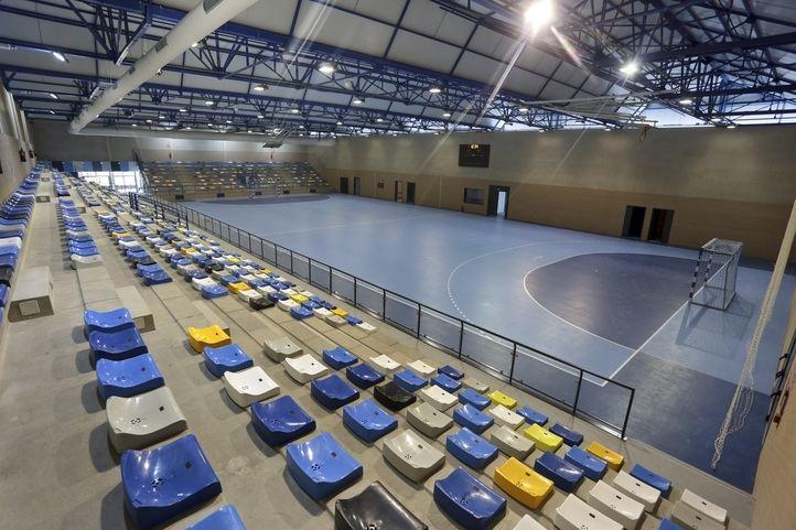 Leganés reabre el pabellón 'Manuel Cadenas' tras 4 años de obras