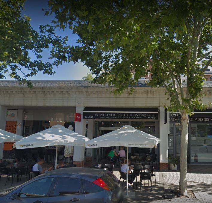 Uno de los restaurantes atracados en Rivas.