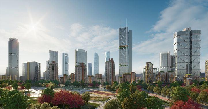 DCN espera comenzar las obras de Madrid Nuevo Norte