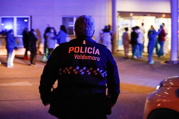 Identificado en Valdemoro un menor con 23 bolsas de marihuana para su venta