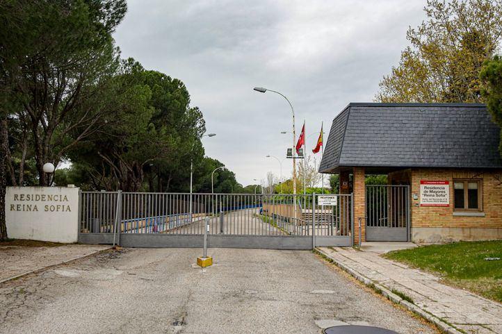 La residencia Reina Sofía de Las Rozas registra más de 50 internos fallecidos