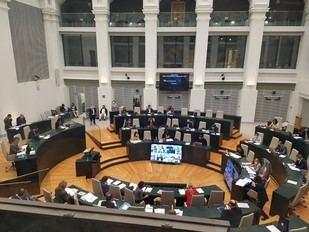 PSOE y Más Madrid rechazan las cuentas de 2021,
