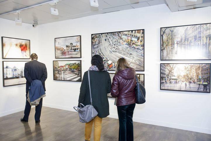 Exposición 'Mirada Múltiple', del fotógrafo Jordi Valls, en el Espacio de las Artes de Castellana