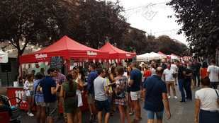 Doce bares sacarán sus barras en la feria de día de Alcalá