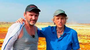 Fernando Tejero en Etiopía con