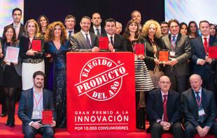 Las mejores innovaciones se convierten en Productos del Año