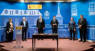 Bankia y CREA SGR firman una línea de 50 millones para apoyar a las industrias creativas y culturales de toda España