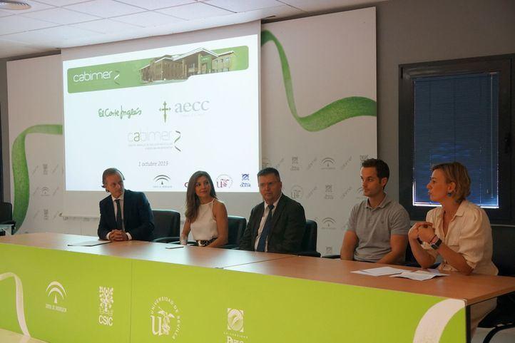 Presentación de este nuevo proyecto en el Centro Andaluz de Biología Molecular