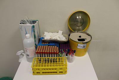 El hospital Infanta Cristina prueba un nuevo sistema para el tratamiento de Residuos Biosanitarios Especiales