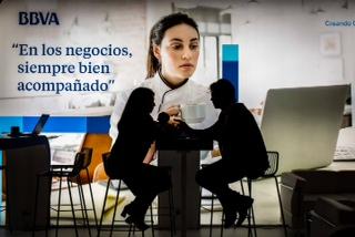 BBVA aumenta un 30% su negocio en el sector franquicia