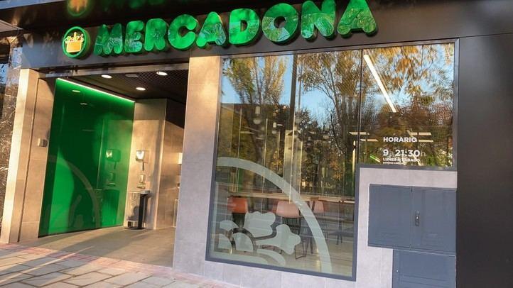 Mercadona inaugura nueva tienda eficiente en la calle General Ricardos