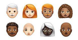 Estos son los nuevos emoticonos