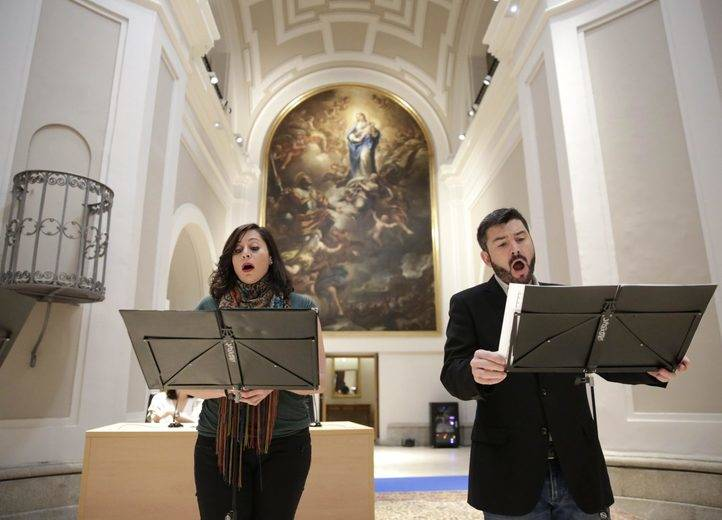 Madrid ofrece música sacra para acompañar la Semana Santa