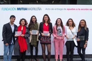 Mutua Madrileña financiará en 2020 seis nuevos proyectos de voluntarios universitarios