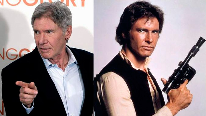 Harrison Ford: